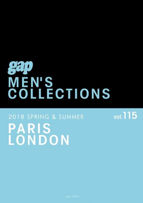 Collections Men Paris/London S/S 2018