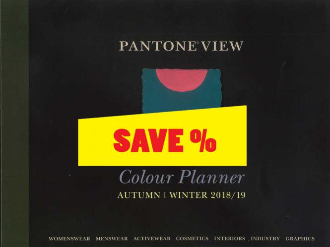 Pantone View Colour Planner A/W 2018/2019 incl.CD-ROM