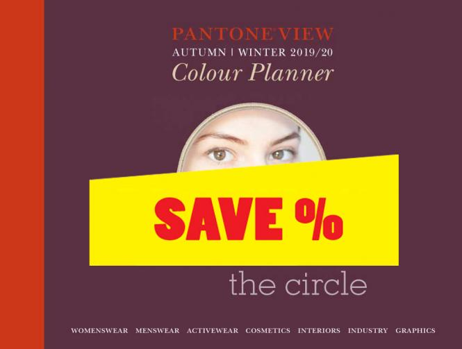 Pantone View Colour Planner A/W 2019/2020 incl.CD-ROM
