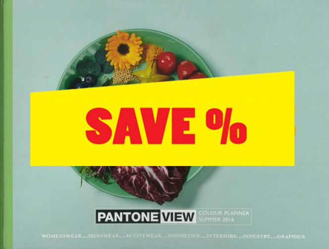 Pantone View Colour Planner S/S 2016 incl.CD-ROM