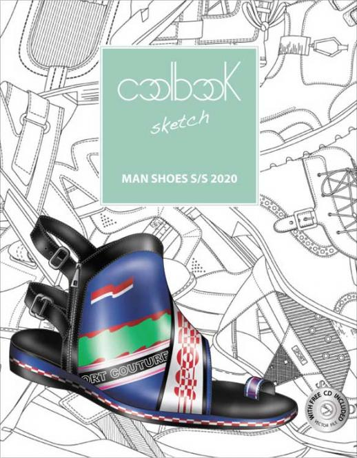 Coolbook Sketch Man Shoes S/S 2020