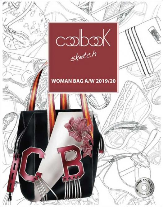 Coolbook Sketch Woman Bags A/W 2019/2020
