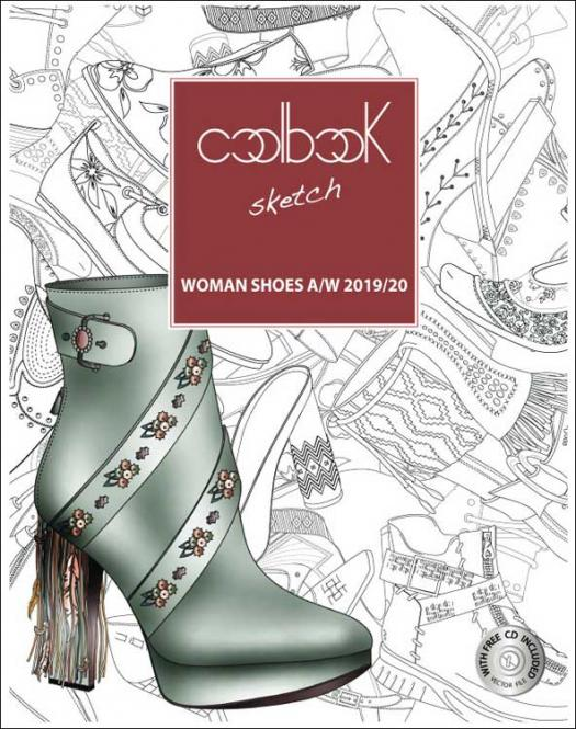 Coolbook Sketch Woman Shoes A/W 2019/2020