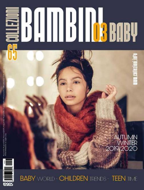Collezioni Bambini & 03 Baby no. 65 A/W 2019/2020