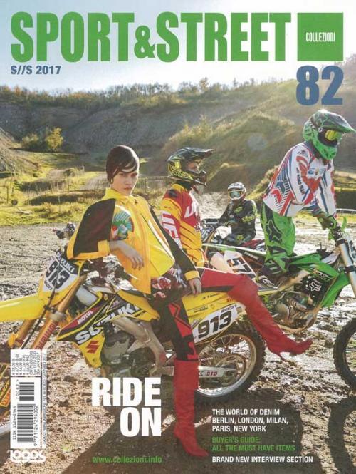 Collezioni Sport & Street no. 82 S/S 2017