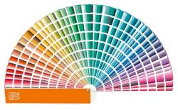 RAL D2 Colour fan deck with 1.825 RAL DESIGN SYSTEM plus colours in protective box