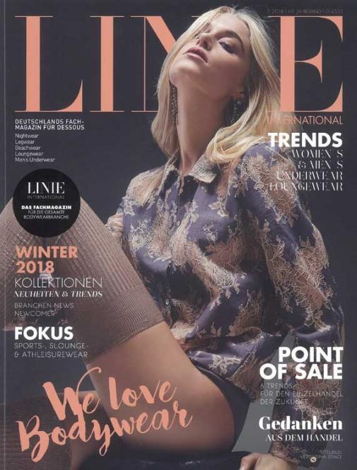 Linie International no. 01/2018