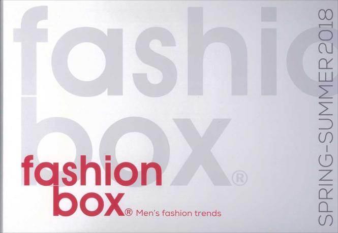 Fashion Box Men's Knitwear S/S 2018 incl. CD-ROM