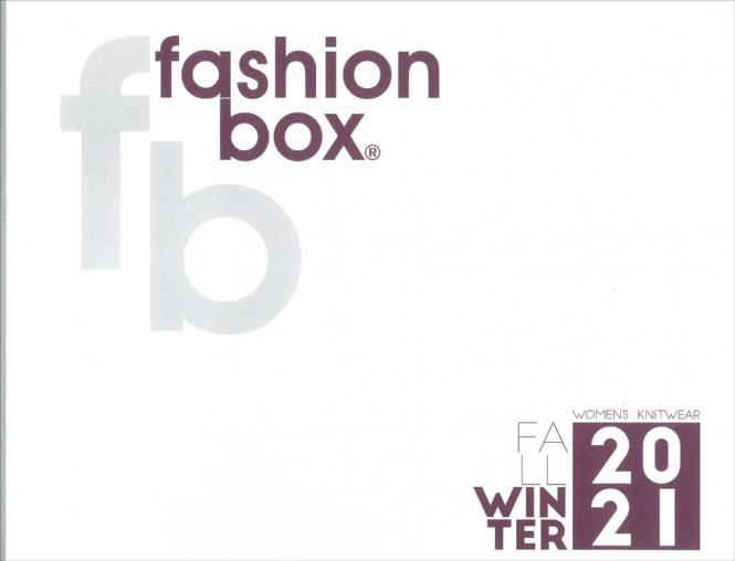 Fashion Box Women's Knitwear A/W 2020/2021
