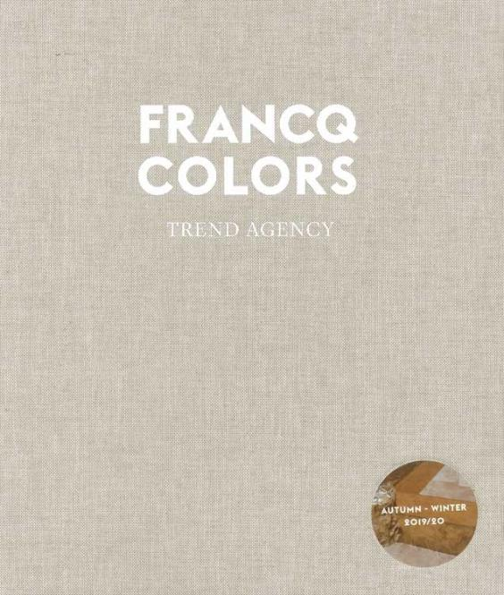 Francq Colors Trend Report A/W 2019/2020