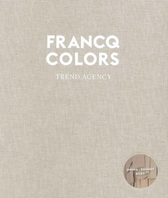 Francq Colors Trend Report S/S 2020