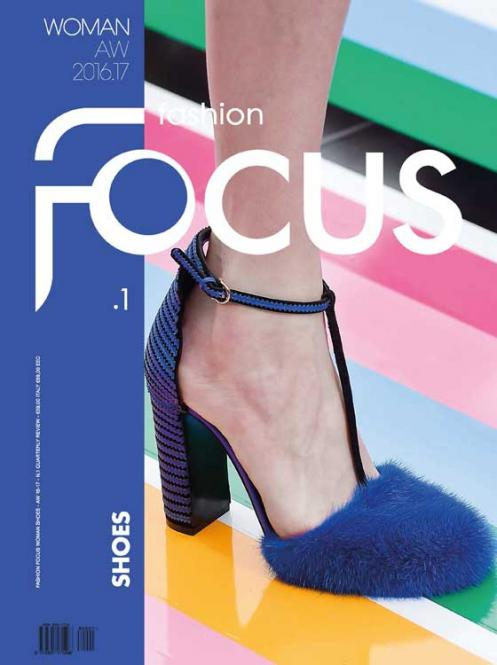Fashion Focus Woman Shoes Vol. 1 A/W 2016/2017