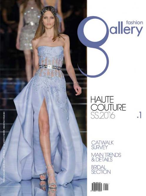 Fashion Gallery Haute Couture  Vol. 1 S/S 2016
