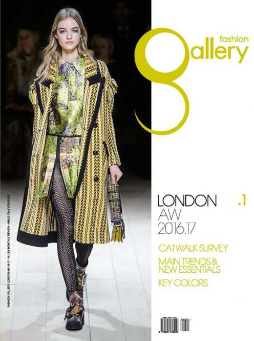 Fashion Gallery London Vol. 1 A/W 2016/2017