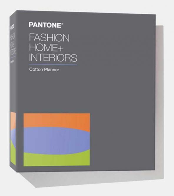 PANTONE Fashion & Home Cotton Planner