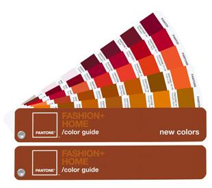 PANTONE For Fashion & Home Color Guide 2100 colors
