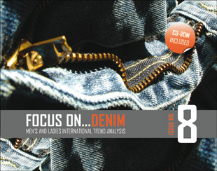 Focus on Denim Vol. 8 incl. CD-Rom