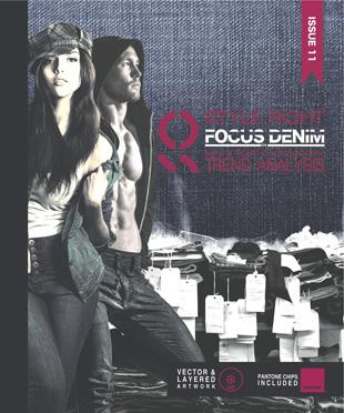 Focus on Denim Vol. 11 incl. CD-ROM