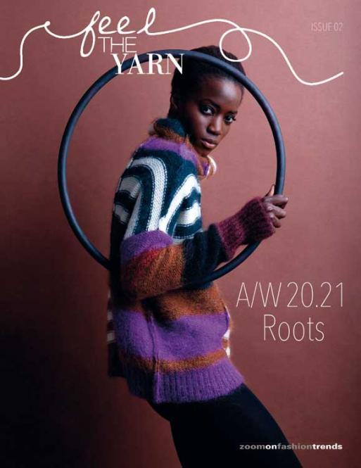 Feel the Yarn no. 02 A/W 2020/2021