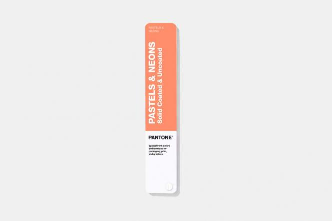 PANTONE Pastels & Neon Guide coated & uncoated