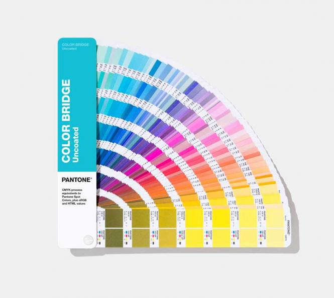 PANTONE Color Bridge Guide U uncoated