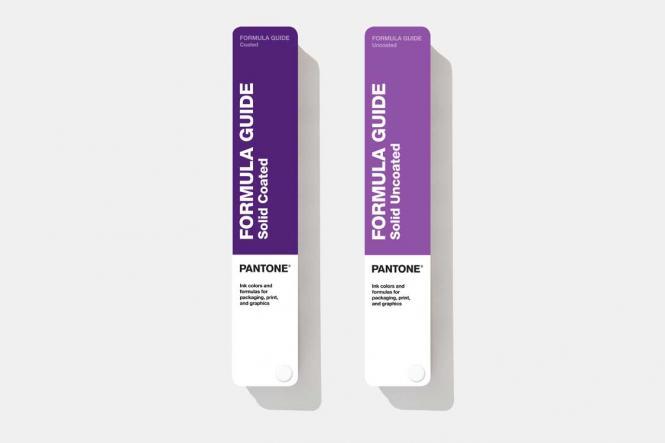 PANTONE Formula Guide Set Coated & Uncoated