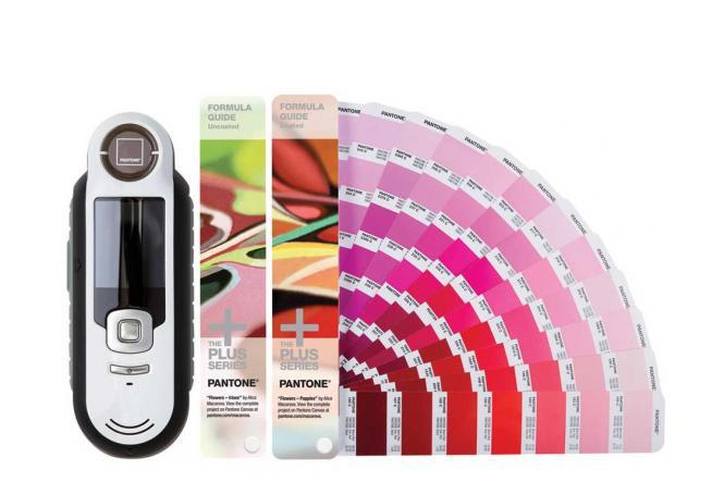 PANTONE Capsure & Formula Guide Bundle