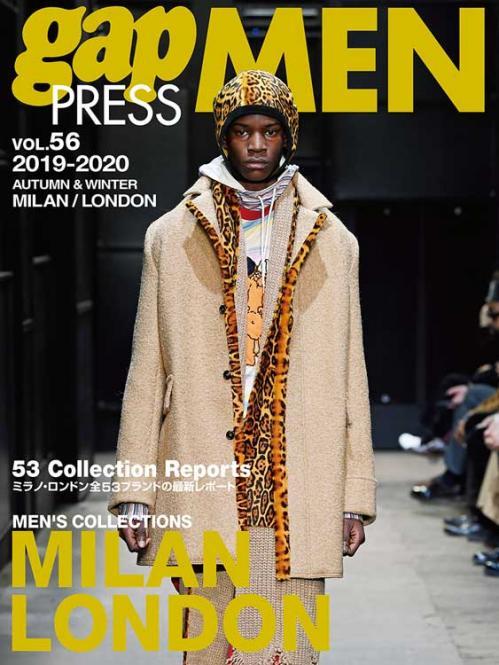Gap Press Men no. 56 Milan/London A/W 2019/2020