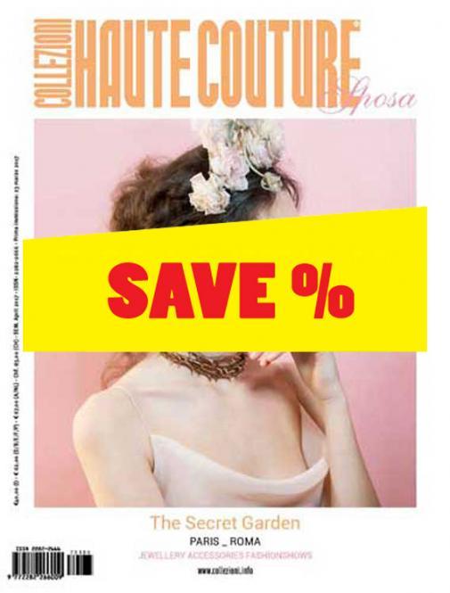 Collezioni Haute Couture no. 165        S/S 2017 -Sposa-
