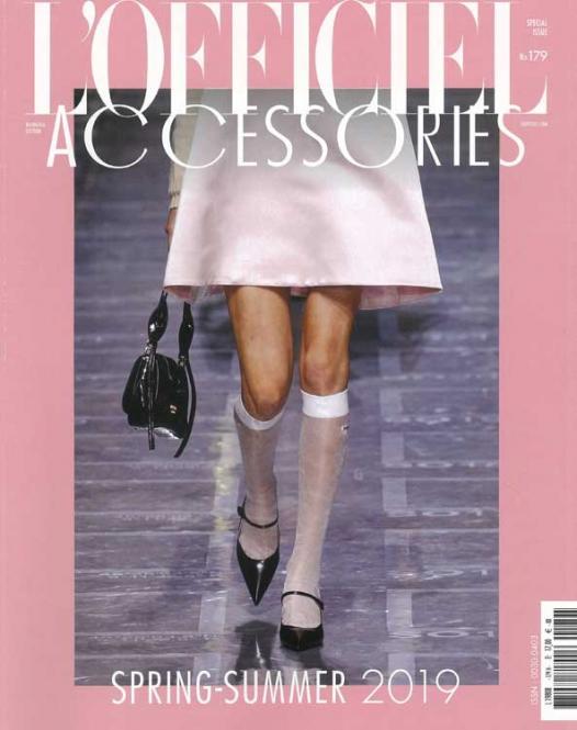 L Officiel Fashion Accessories no. 179