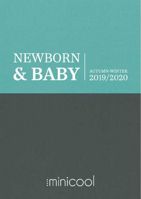 Minicool NEW BORN & BABY A/W 2019/2020 incl. USB