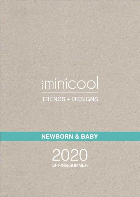 Minicool NEW BORN & BABY S/S 2020 incl. USB