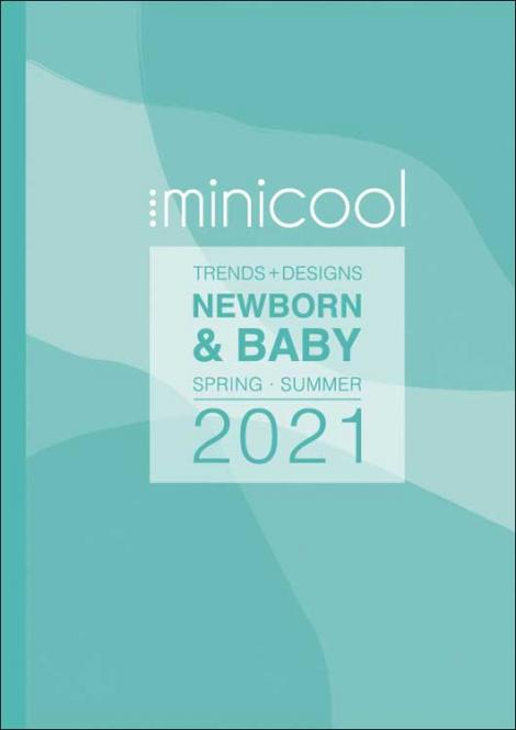 Minicool NEW BORN & BABY S/S 2021 incl. USB
