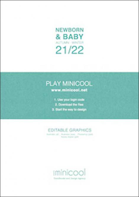 Minicool NEW BORN & BABY A/W 2021/2022 incl. USB