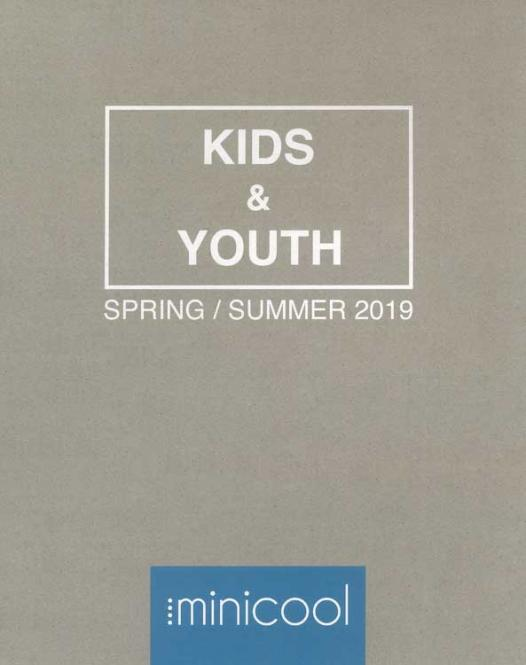 Minicool KIDS & YOUTH S/S 2019 incl. USB