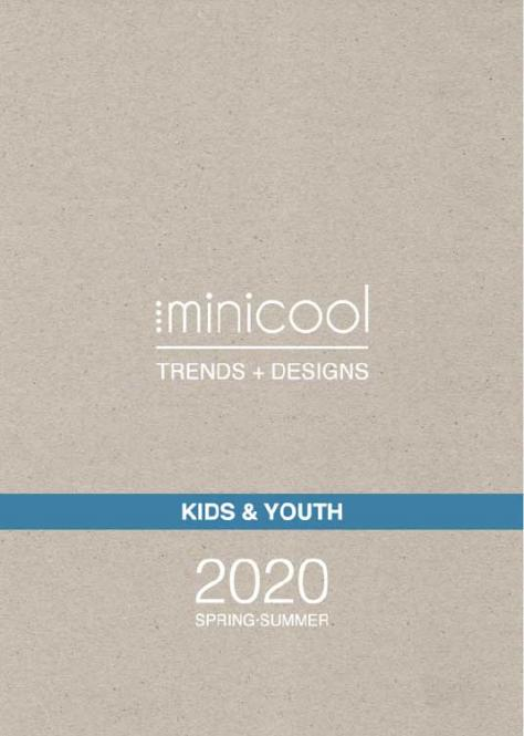 Minicool KIDS & YOUTH S/S 2020 incl. USB