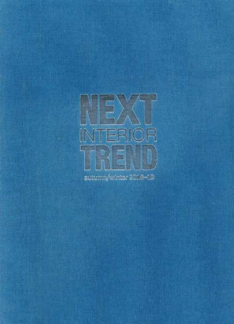Next Interior Trend A/W 2018/2019