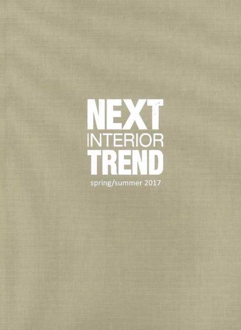 Next Interior Trend S/S 2017
