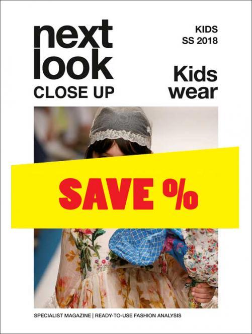 Next Look Close Up Kids no. 01 S/S 2018