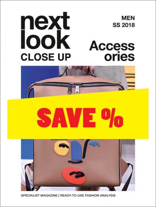 Next Look Close Up Men Accessories no. 01 S/S 2018