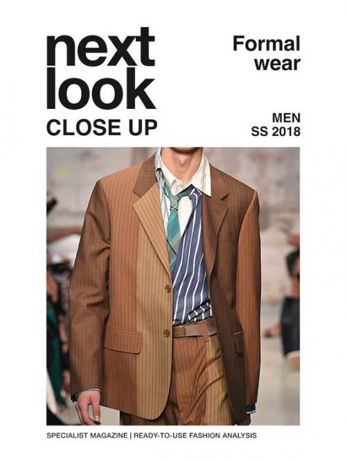 Next Look Close Up Men Formal  no. 03 S/S 2018