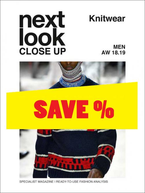 Next Look Close Up Men Knitwear no. 04 A/W 2018/2019