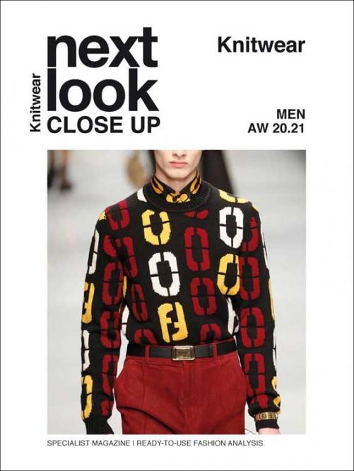 Next Look Close Up Men Knitwear no. 08 A/W 2020/2021
