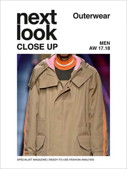 Next Look Close Up Men Outerwear no. 02 A/W 17/18