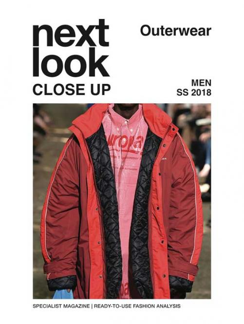 Next Look Close Up Men Outerwear no. 03 S/S 2018