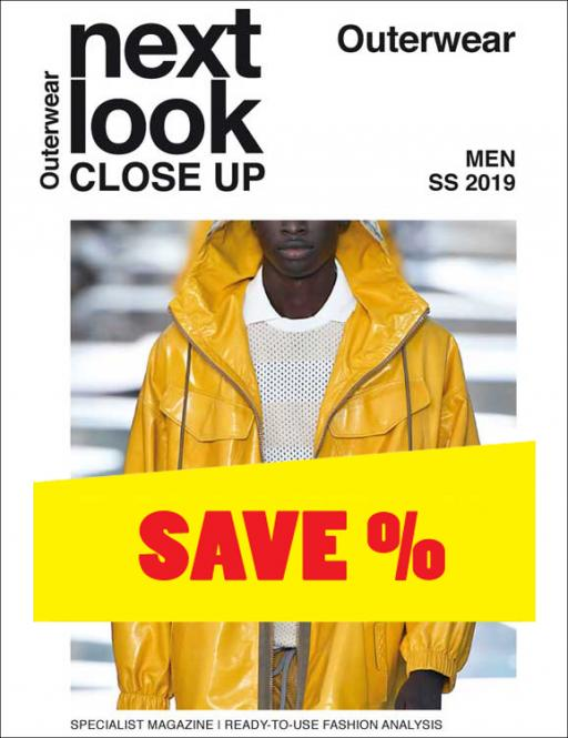 Next Look Close Up Men Outerwear no. 05 S/S 2019
