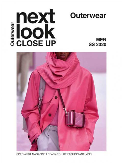 Next Look Close Up Men Outerwear no. 07 S/S 2020