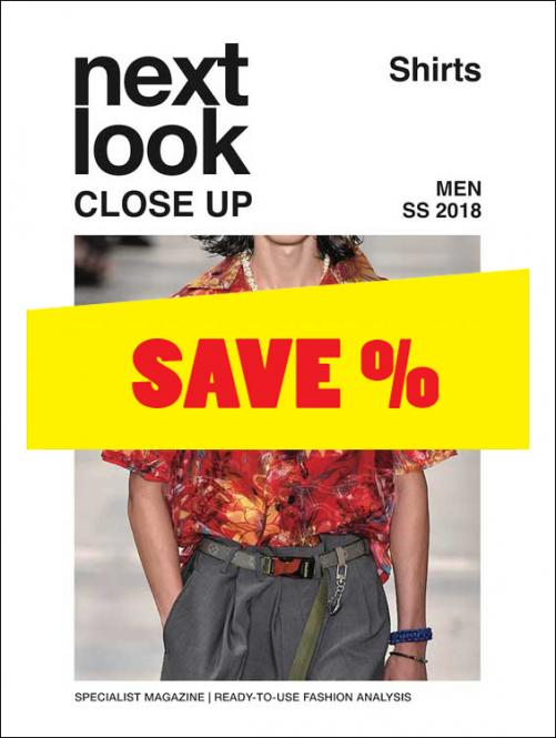 Next Look Close Up Men Shirts  no. 03 S/S 2018