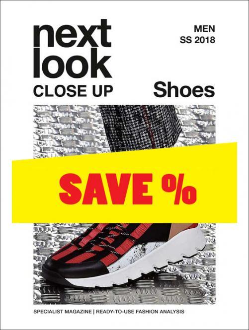 Next Look Close Up Men Shoes no. 01 S/S 2018