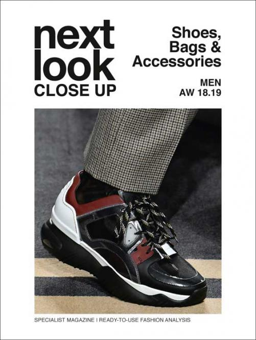 Next Look Close Up Men Shoes, Bags & Accessories no. 04 A/W 2018/2019